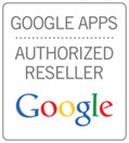 google apps authorized reseller logo